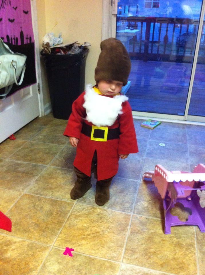 diy Grumpy dwarf costume halloween   Stuff ive made   Dwarf