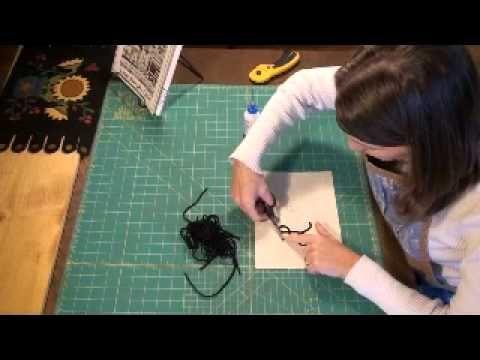 Wool Lettering Tutorial Video - http://www.youtube.com/watch?v=JihqGhvPwaY=C20d10ADOEgsToPDskLSt4TfCOflht7lJK9y7zJs