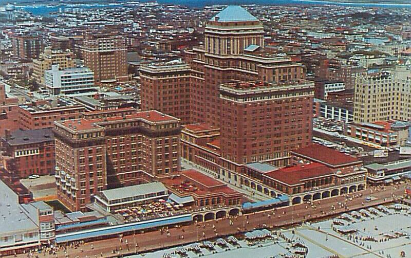 Chalfont Haddon Hall Hotel Atlantic City Nj Atlantic City American Cities Vacation Days