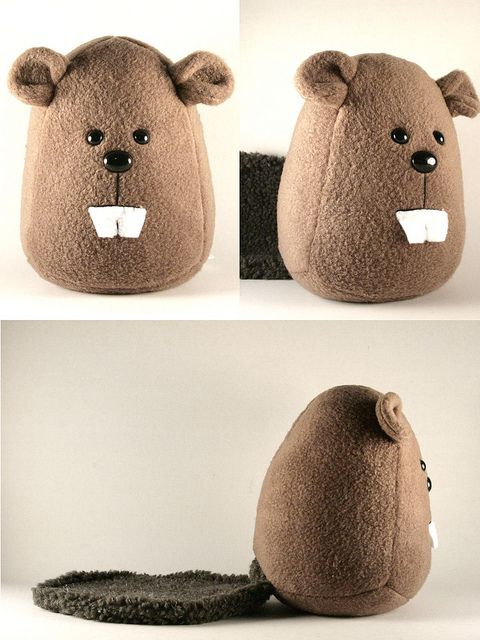 Custom Beaver Plushie | DIY please! | Pinterest | Nähen ...
