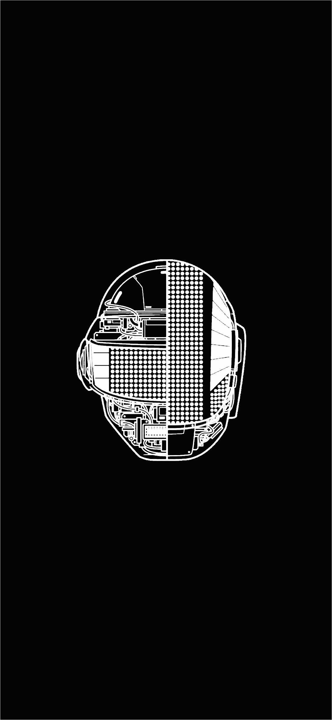 Ultra Hd Daft Punk Iphone Wallpaper - Wallpaper Download