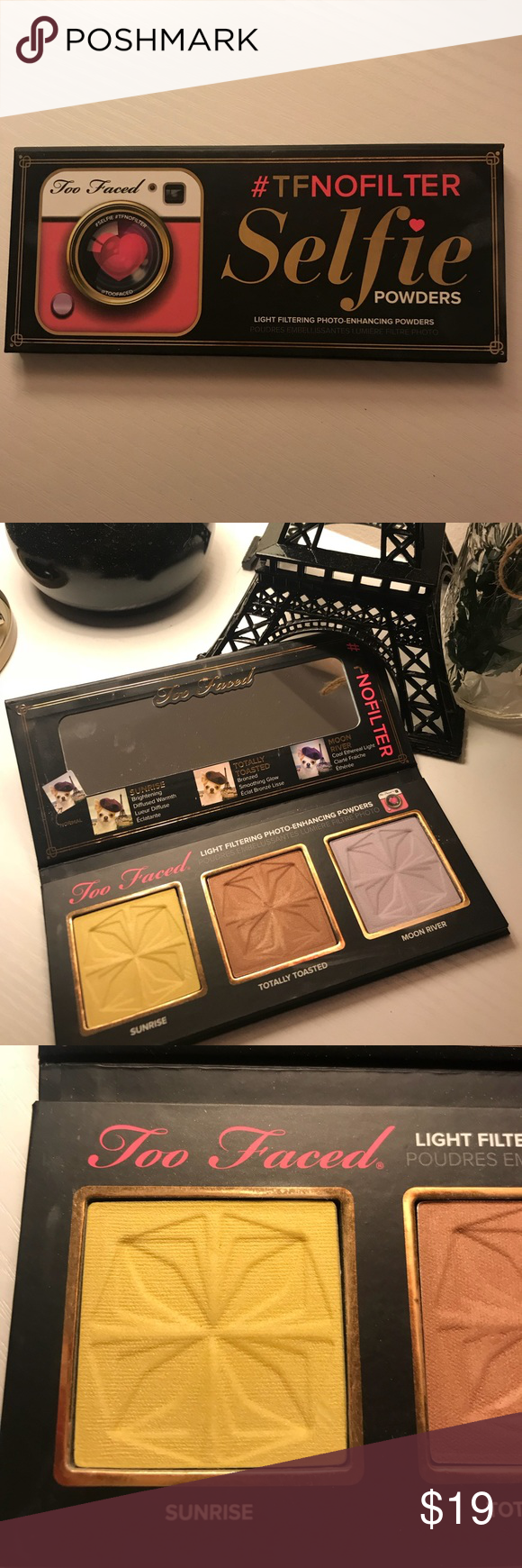 Too Faced No Filter Selfie Powders Discontinued Too Faced