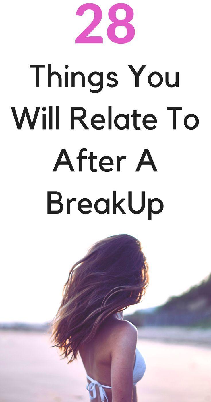 Ex online dating after breakup