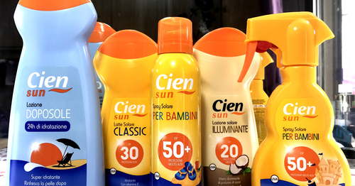 Haul Lidl Solari Cien Shampoo Da Supermercato Lidl Consigli Di Bellezza