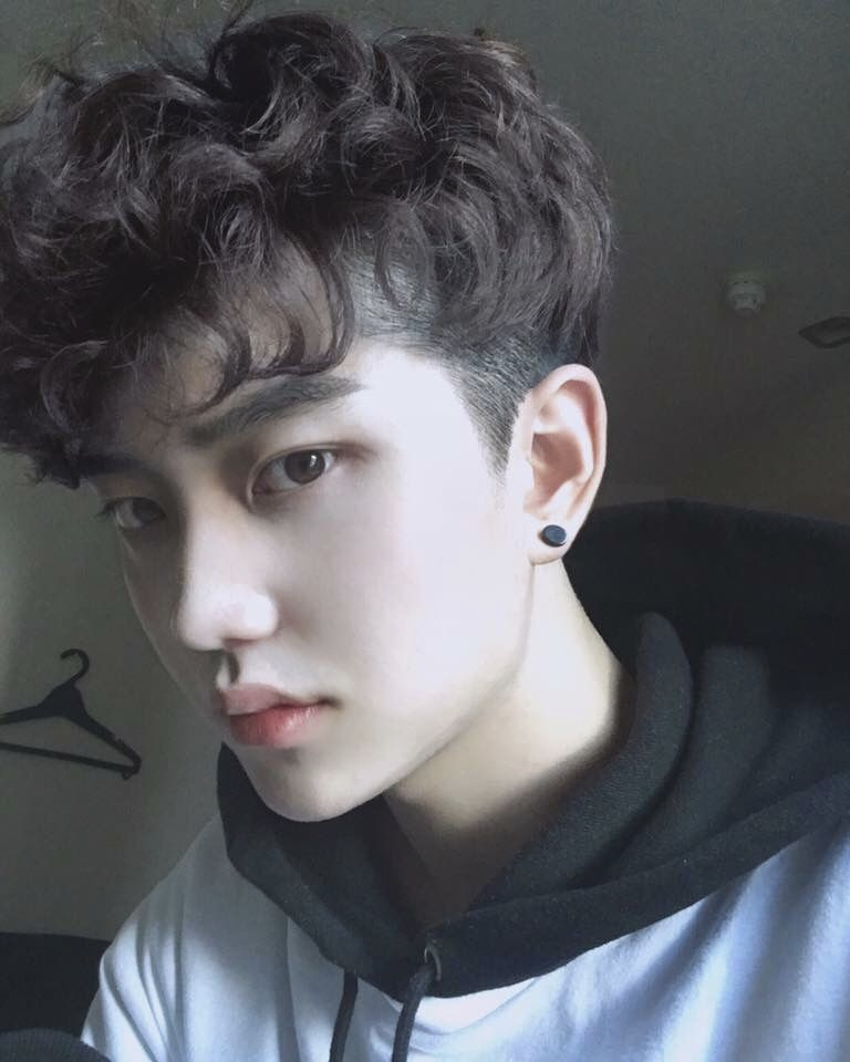 Perm Asian Boy With Curly Hair - Hair Trends 2020 - Hairstyles And Hair Colours To Try This Year