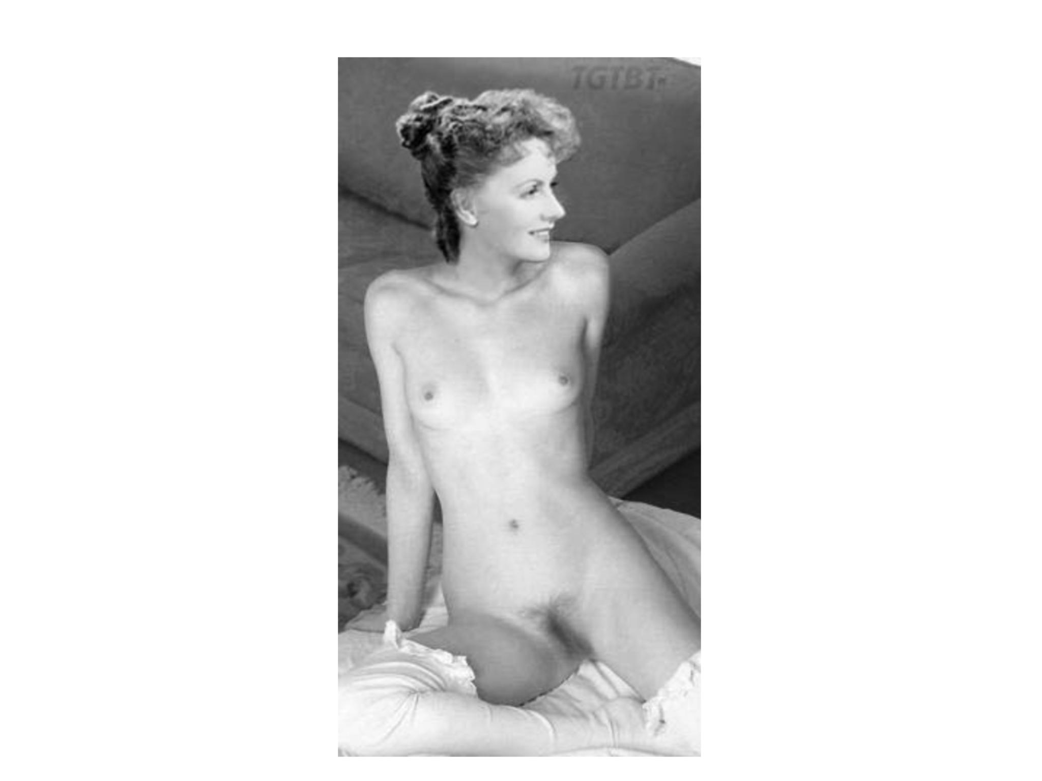 Nackt Greta Garbo  13 Elusive