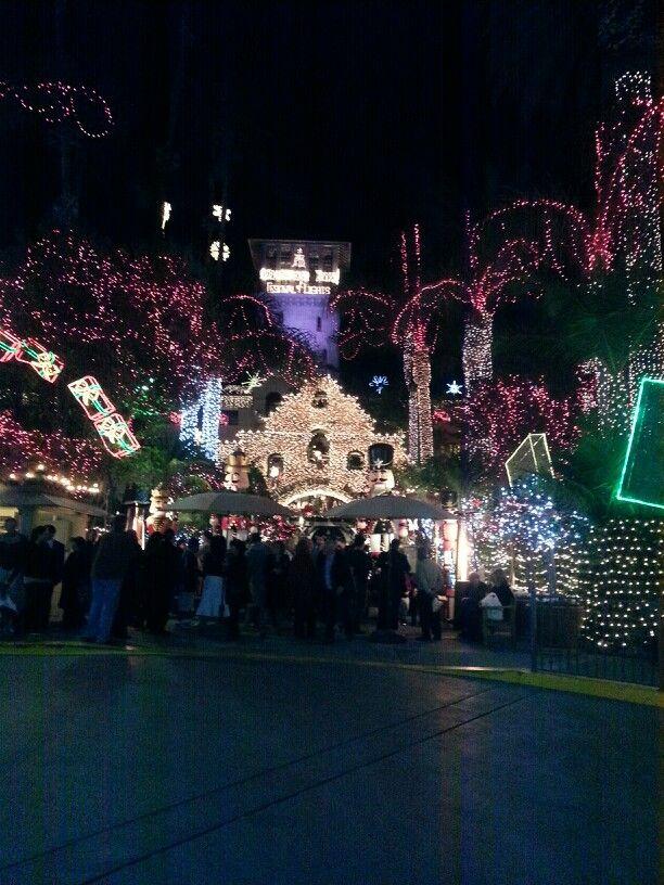 Mission Inn Riverside California Christmas 2013