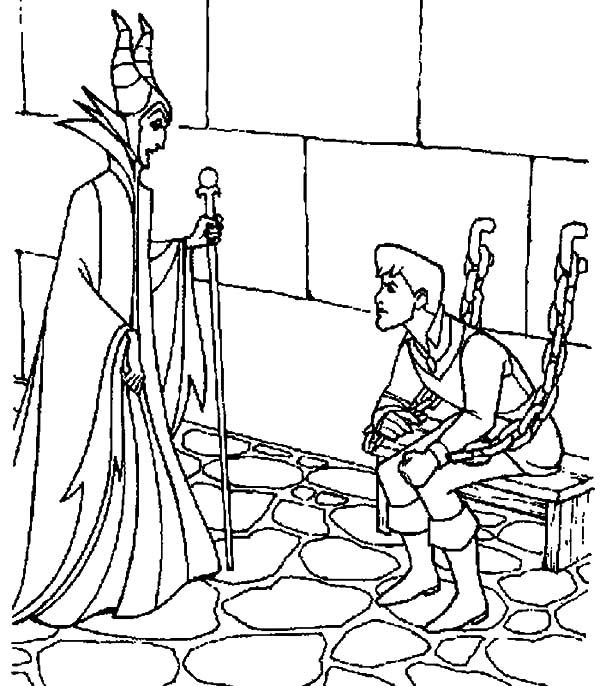 disney prince phillip coloring pages - photo#25