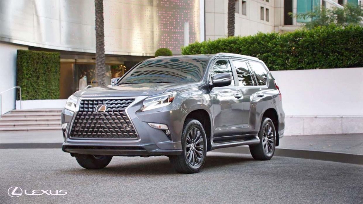 Lexus Suv Gx 2020 New Review Di 2020