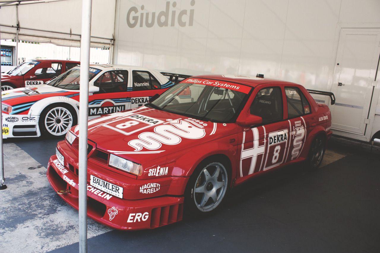 Dtm Alfa 155 With Images Alfa Romeo 155 Car Enjoy Car