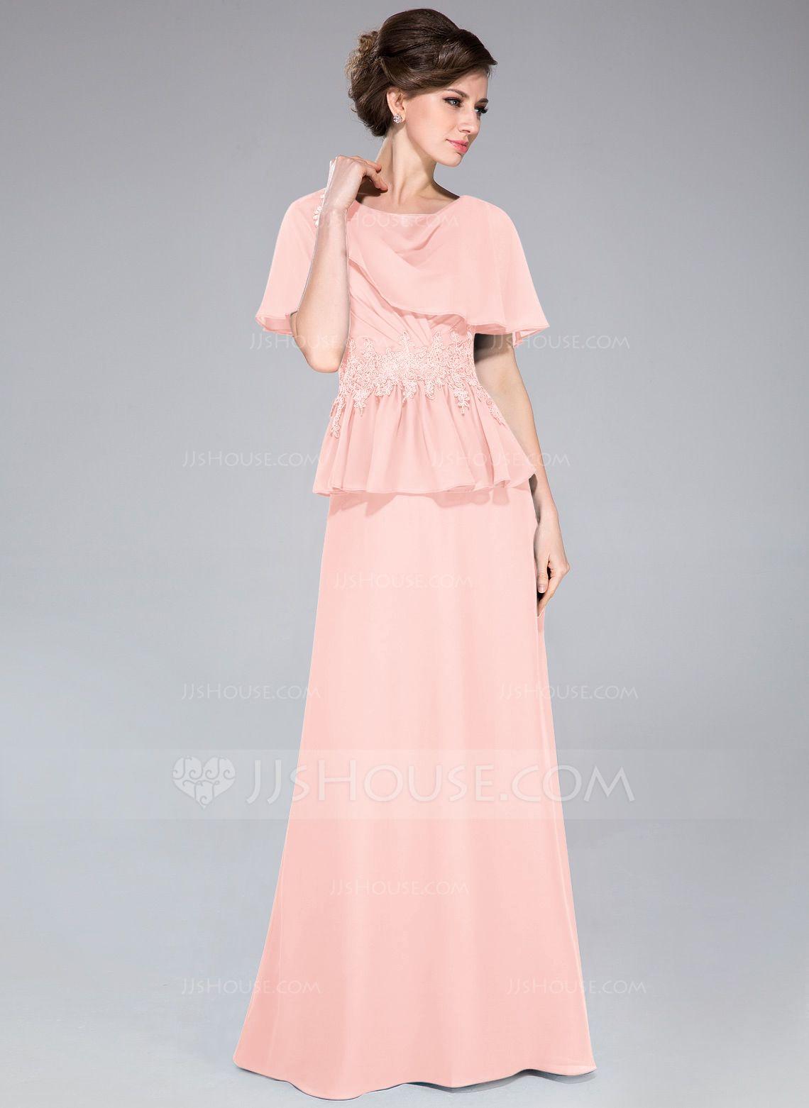 Bonito Madre De La Longitud Del Té Vestidos De Novia Ideas Ornamento ...