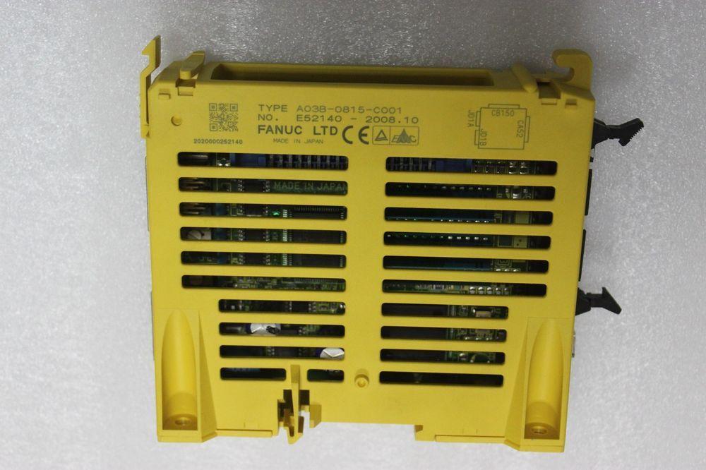 1Pcs New FANUC A03B-0815-C001 24/16 Base Connection Panel I/O Module