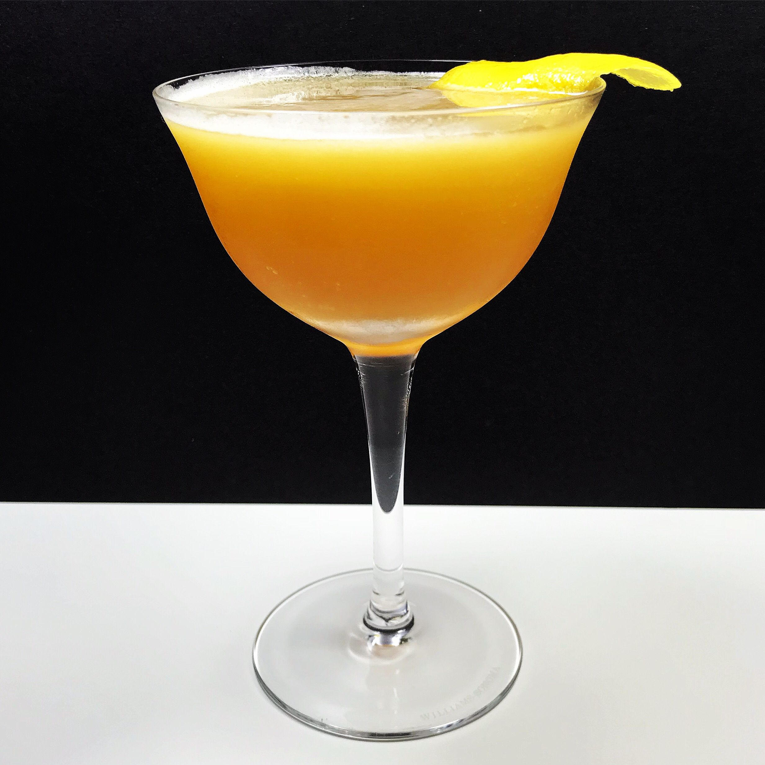 RETROGRADE Hennessy VS Holiday Edition 2oz Lemon Juice 0