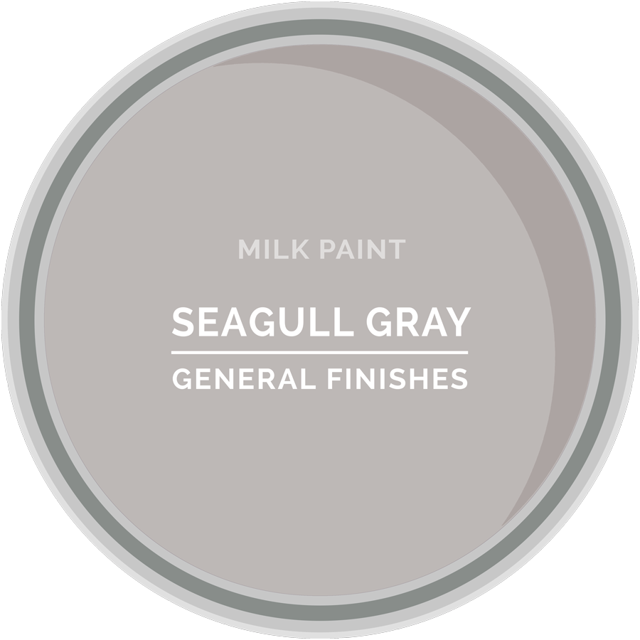 Best General Finishes Milk Paint Seagull Gray Home 400 x 300