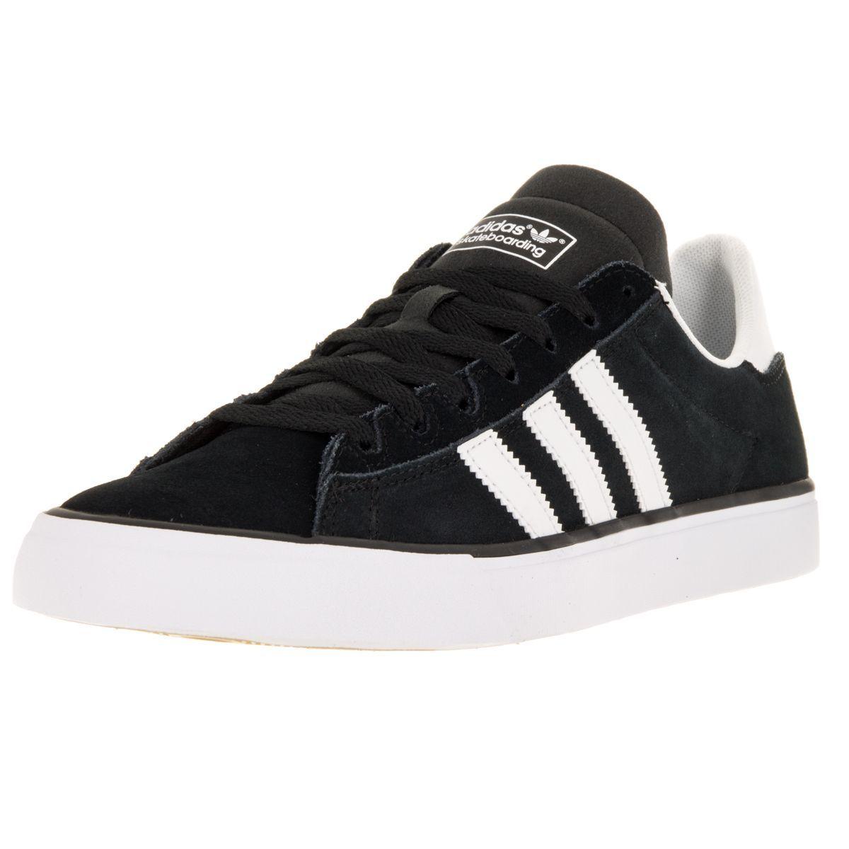 size 40 22754 fa45c Adidas Men s Campus Vulc Ii  White Gum3 Skate Shoe. Los Hombres De ...