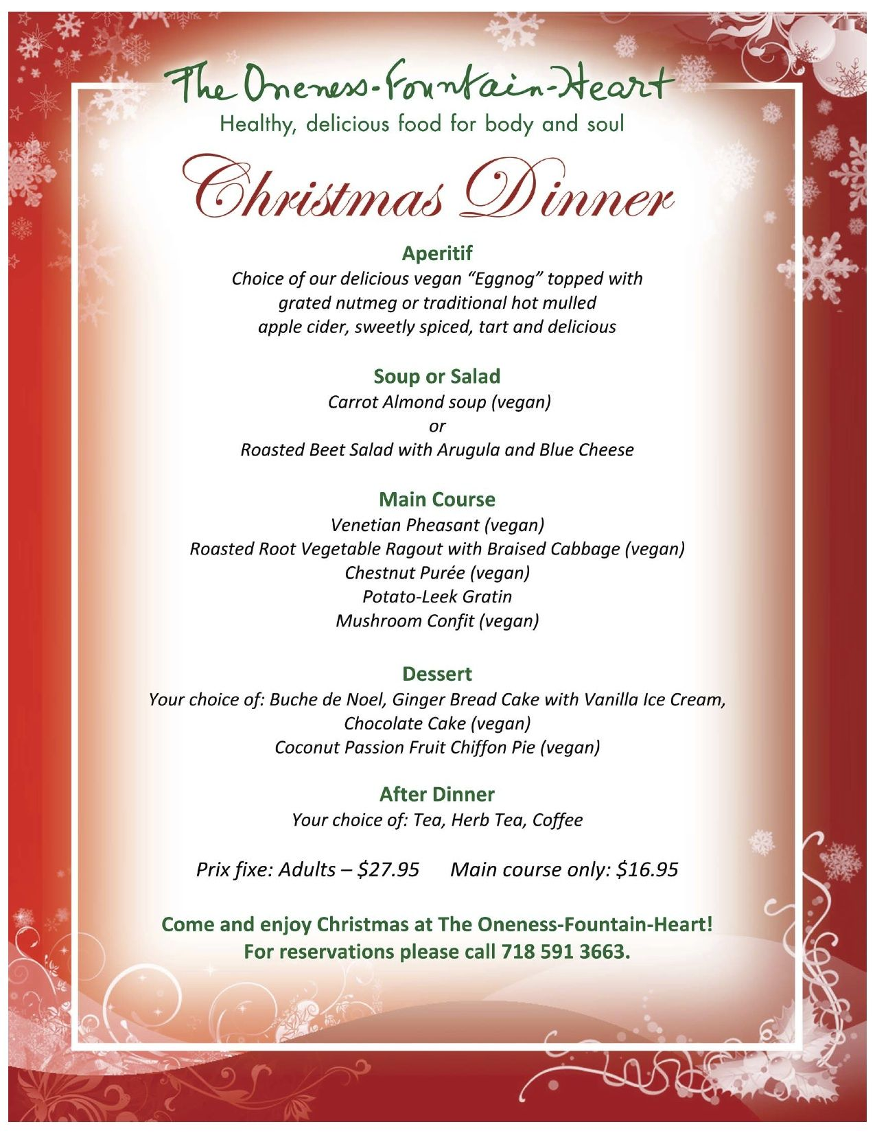 menu 6 holidays pinterest christmas christmas dinner menu and