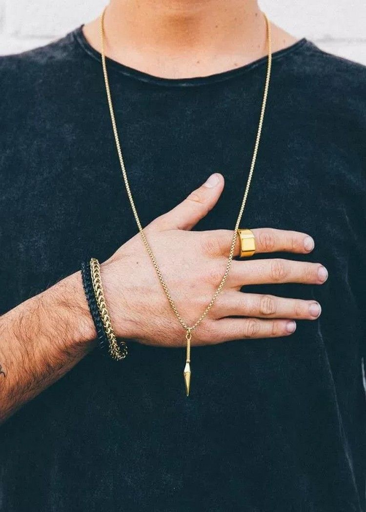 Pin by Cristi Iacobescu on Blink | Pinterest | Gold chain design ...