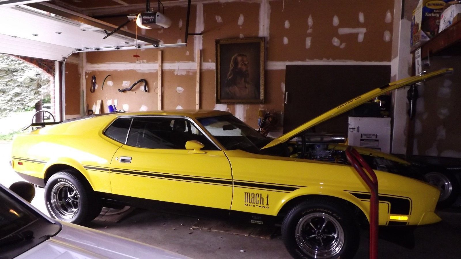 Ebay 1972 ford mustang mach 1 1972 mach 1 fordmustang ford