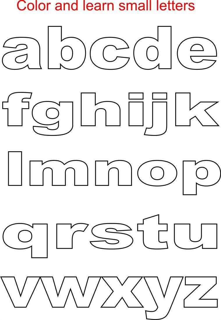 Coloring Text Font