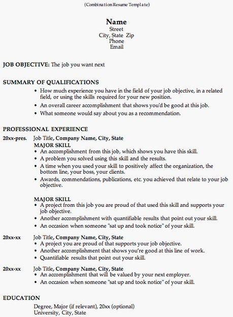 Resume Example Log In Job Resume Functional Resume Job Resume Samples