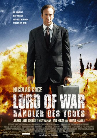 Lord Of War Dvd Blu Ray Filme Coole Filme Kino Trailer