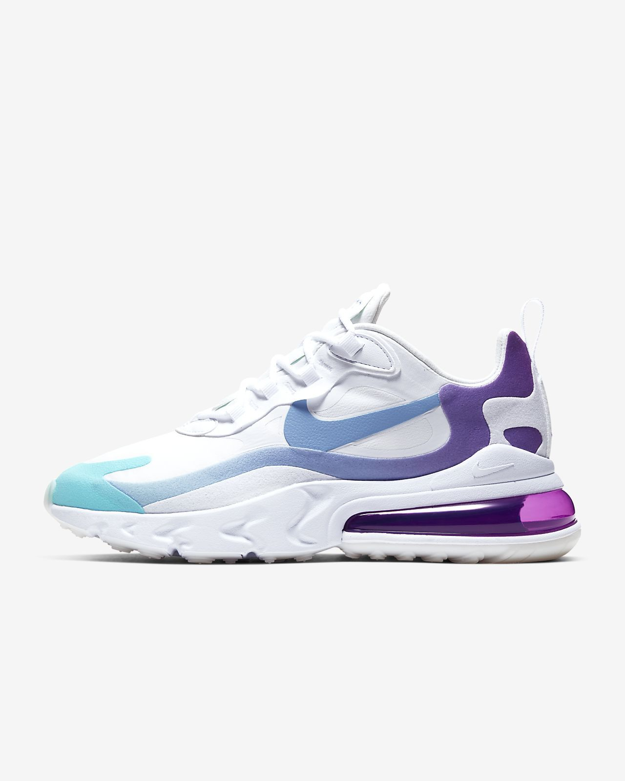 nike air max 270 react femme rouge
