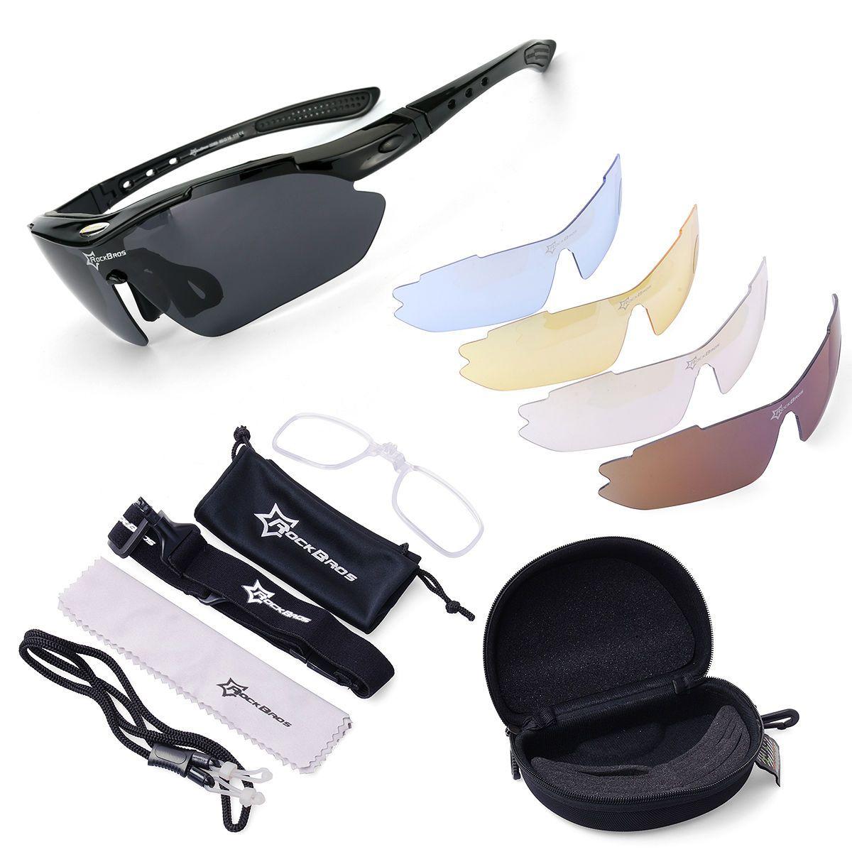 b76f17c5aba Rockbros Polarized Cycling Sunglasses Sports Glasses Bike Goggles Uv400  Unisex