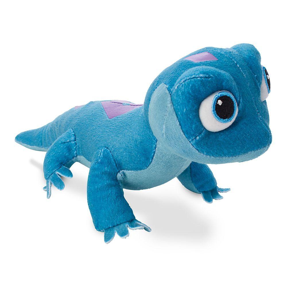 Feuergeist Bruni Salamander Fire Spirit Frozen 2 Eiskönigin II Licht Neu Disney