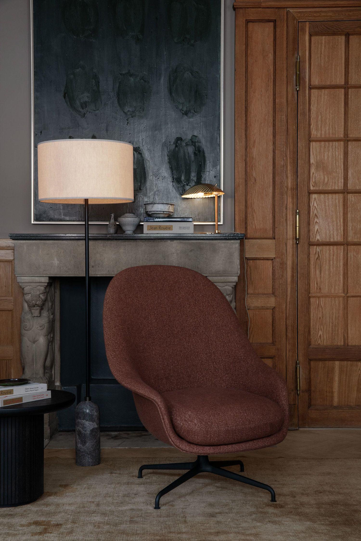 Luxe Lounge Stoel.Een Unieke Lounge Fauteuil Met De Spanweidte Van Vleermuisvleugels