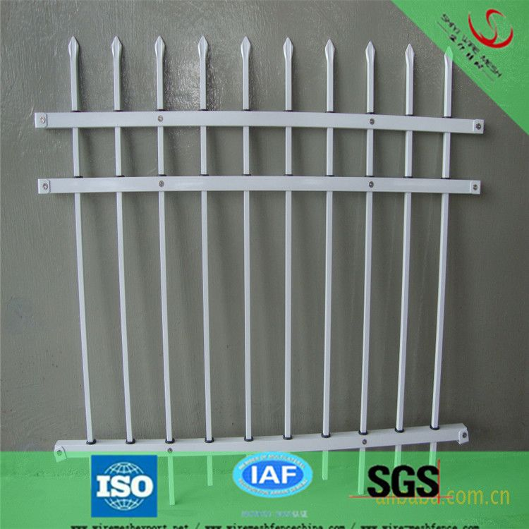 Cheap Wrought Iron Fence Panels for Sale Galvanized Steel Fence ...