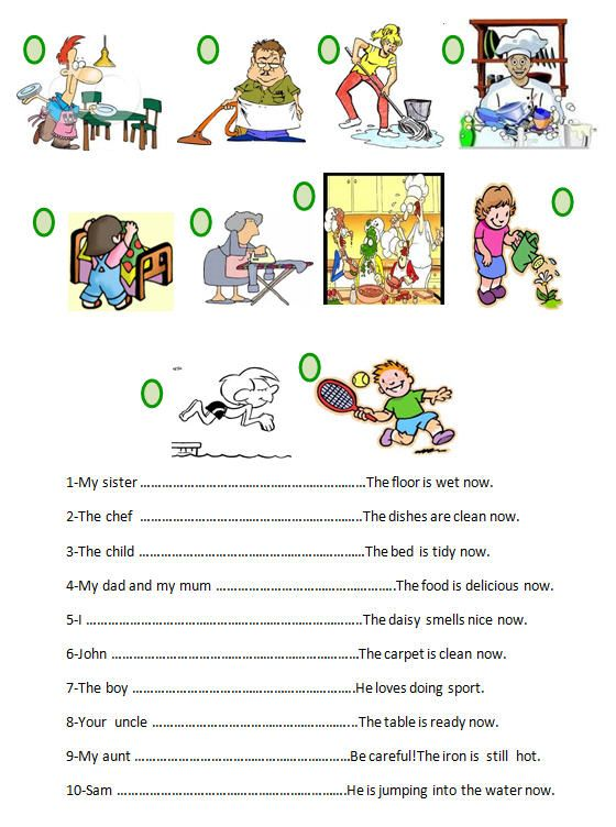 1323230181 Cont Jpg Present Continuous Tense Present Continuous Worksheet Reading Comprehension For Kids Year english worksheets tes