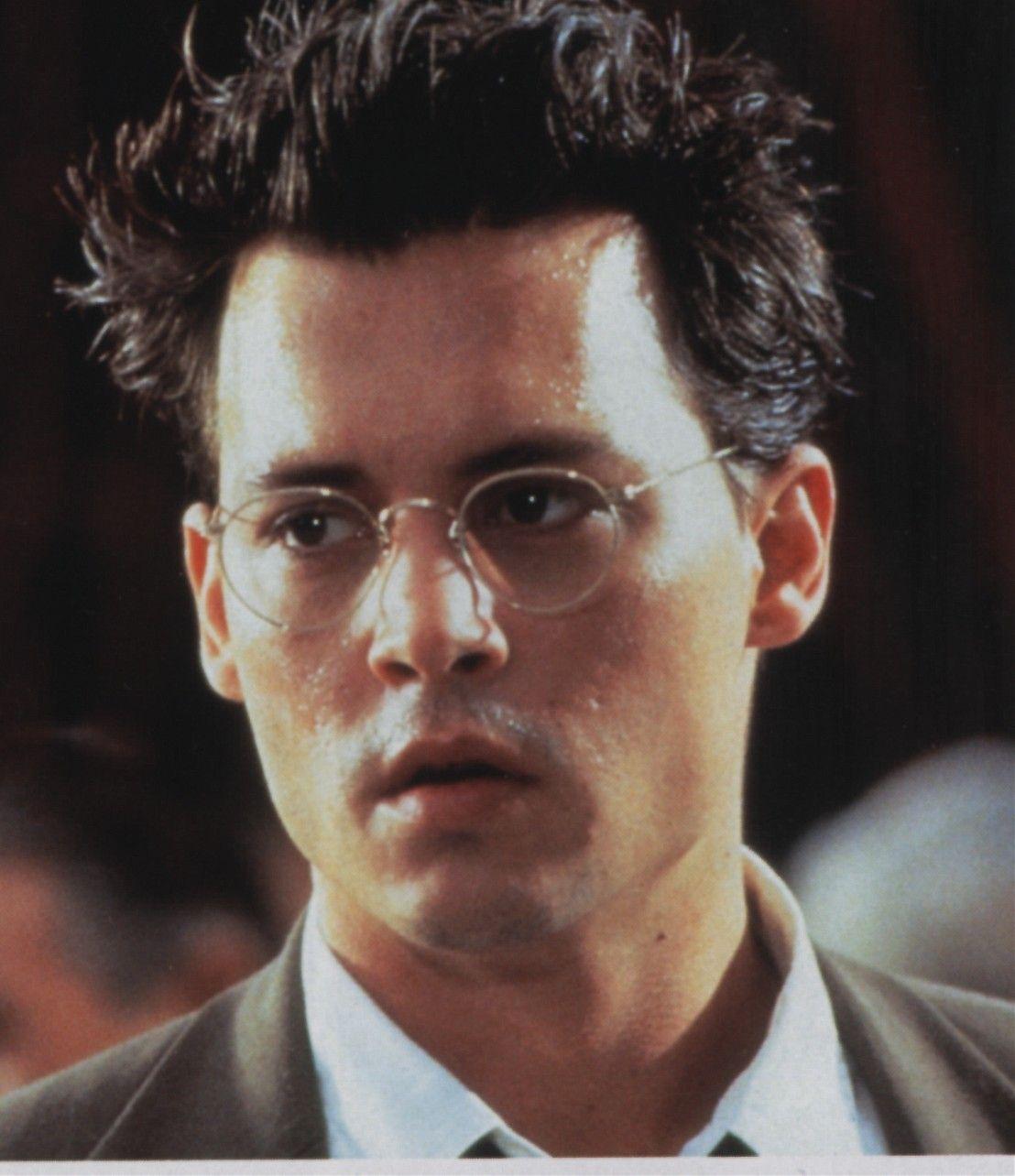Johhny Depp in Nick of Time