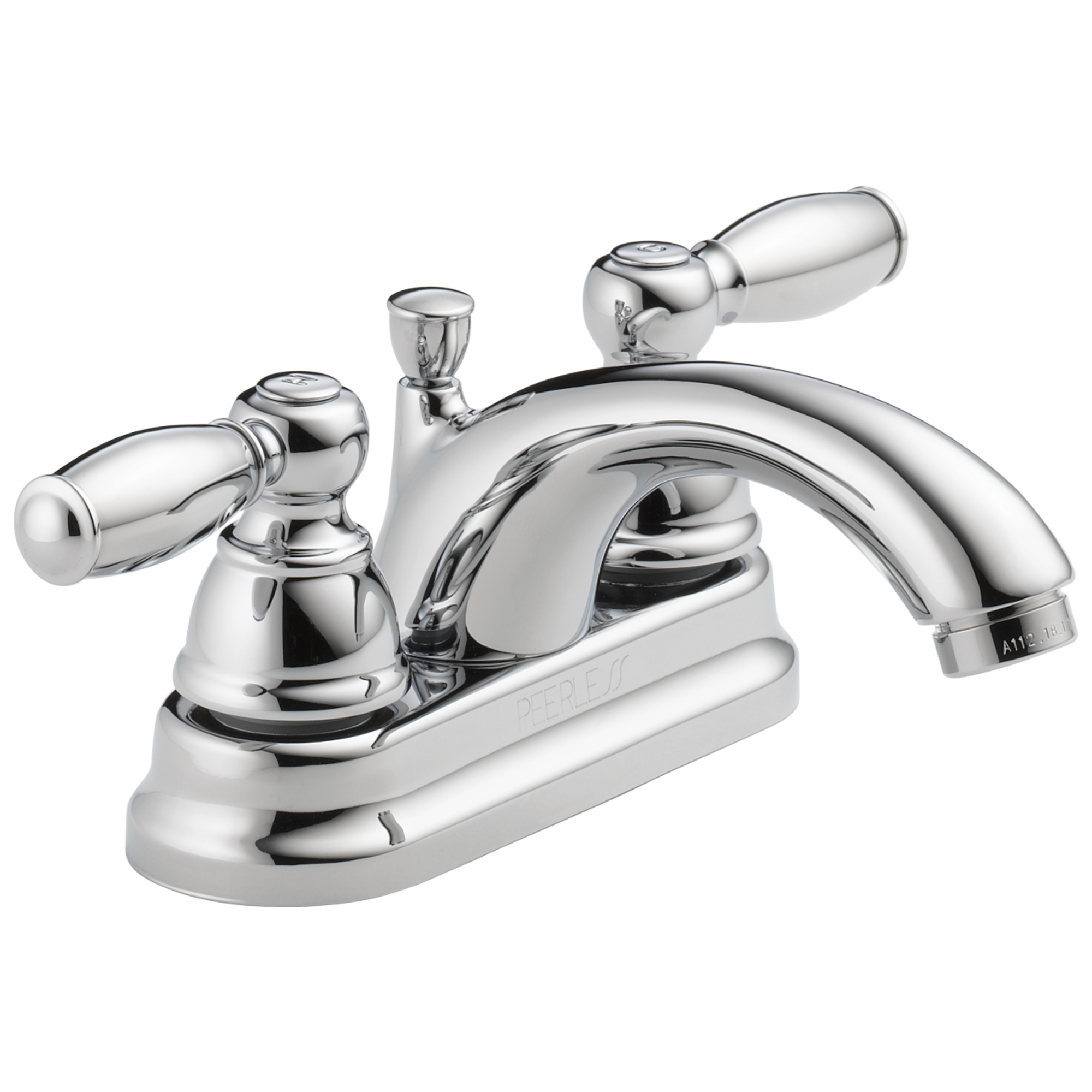 Peerless Faucet P299675lf Two Handle Bathroom Faucet Chrome