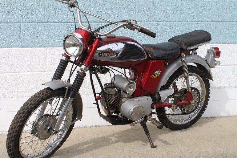 1969 Yamaha Yg5t 80 Original Rare Model Yamaha Yamaha Bikes Yamaha Motorcycles