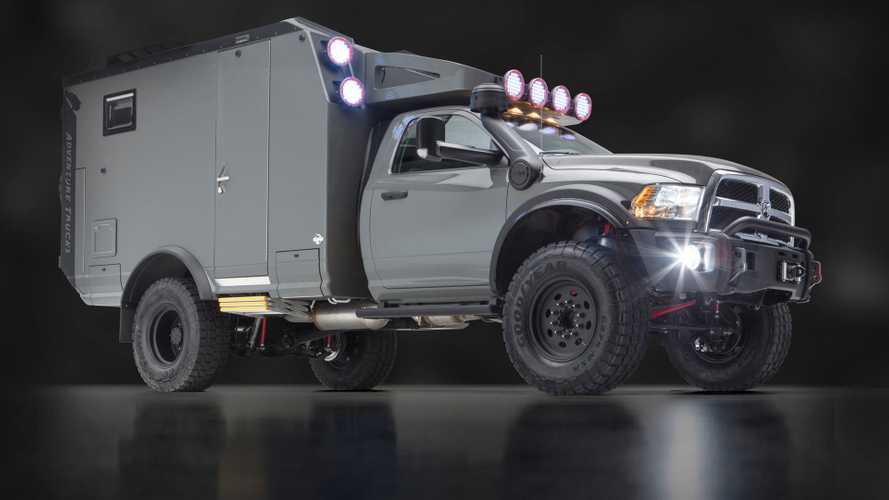 GEV baut einen PickupTraum für Abenteurer in 2020