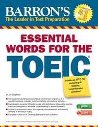 Essential Words for the TOEIC, 5th Edition - Lin Lougheed