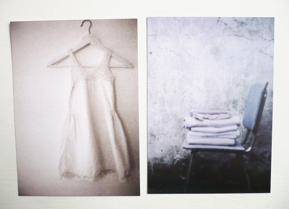 Postcards by Imke Klee - sold out but fingers crossed one day they'll be more!
