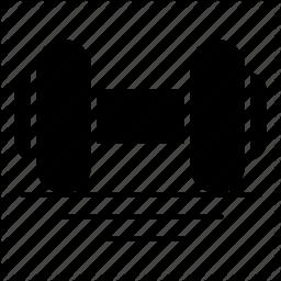 Business Finance Glyph V8 By Flatart Gym Icon Glyphs Business Finance