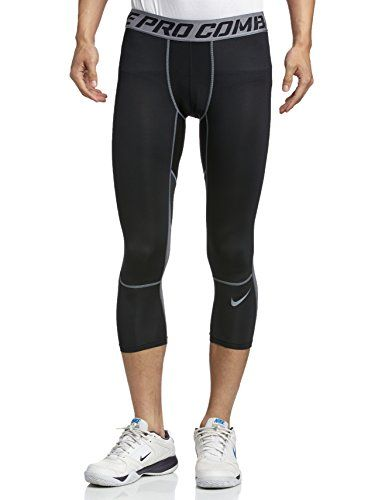 44409664ae705 NIKE Mens Pro-Hypercool 3/4 Compression Tights. #nike #cloth ...