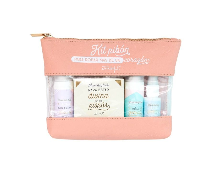 OFERTA KIT PIBÓN Mr. WONDERFUL PACK SINGULADERM - 23.50 €