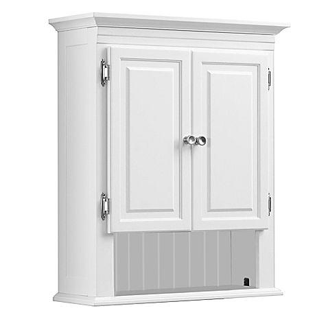 Wakefield No Tools Wall Cabinet Bed Bath Beyond Bathroom Wall Cabinets Wall Cabinet Top Bathroom Design
