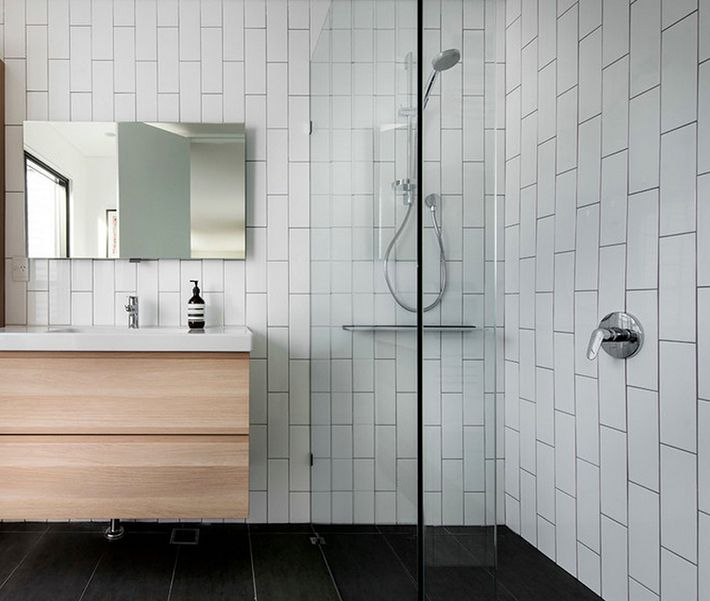 Subway Tile Patterns Subway tiles, White subway tiles and Subway - bad spiegel high tech produkt badezimmer