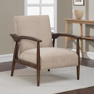 Gracie-Retro-Buff-Arm-Chair-Living-Room-Seat-Furniture-Accent-Home-Chair-Decor