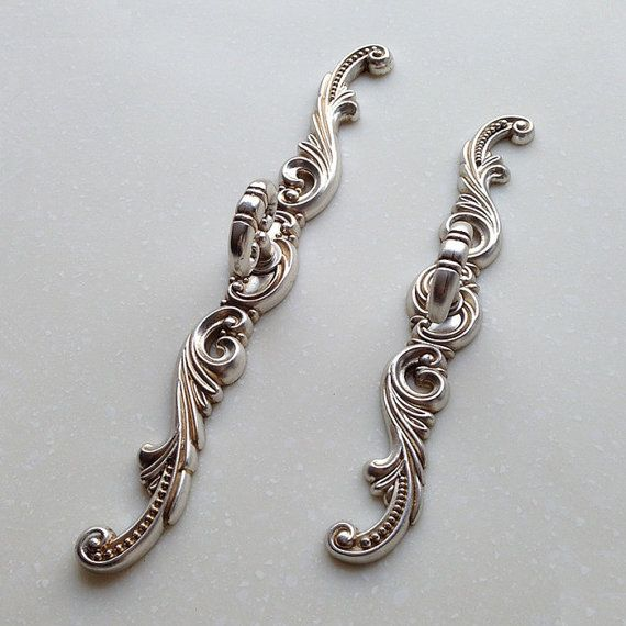Antique Silver Hardware