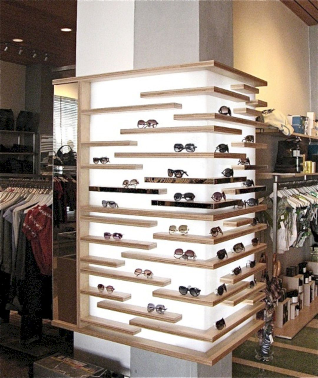30 Wonderful Retail Display Ideas For Best Inspiration