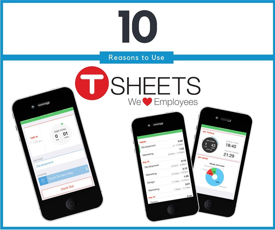 TSheets is one of the best time tracking apps around With over 67