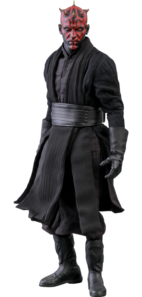 Star Wars Darth Maul Special Edition Sixth Scale Figure By H Sideshow Collectibles Darth Maul Star Wars Movies Posters Star Wars Darth