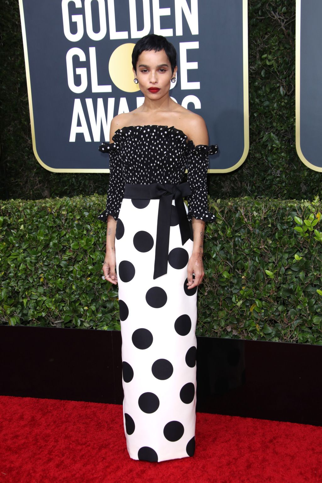Zoe Kravitz Leads the 2020 Golden Globes Best Dressed List