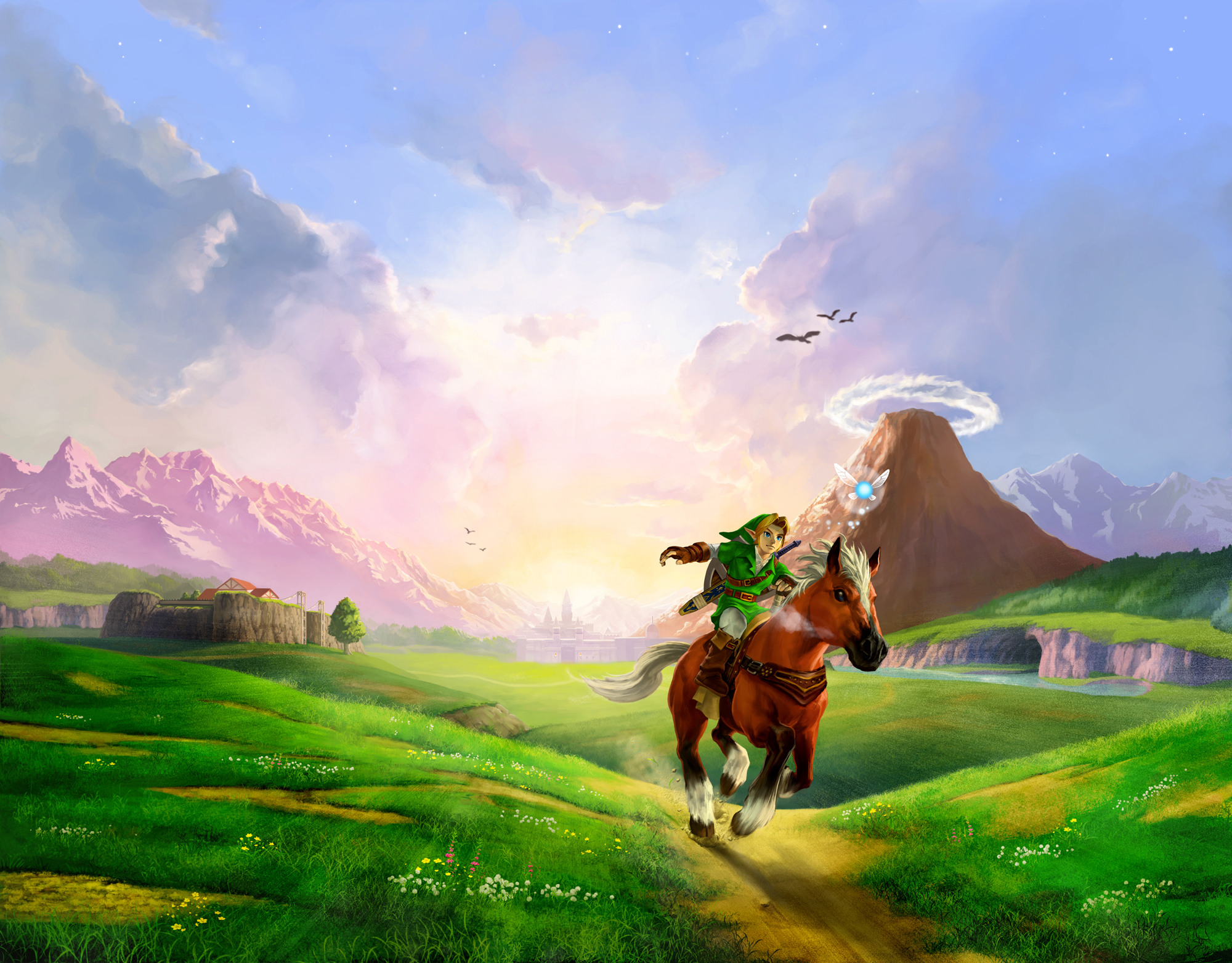 The Legend Of Zelda Ocarina Of Time 15 Years Have Passed And Is Still Number One Most Likely It Will Always Be Ocarina Do Tempo The Legend Of Zelda Lendas