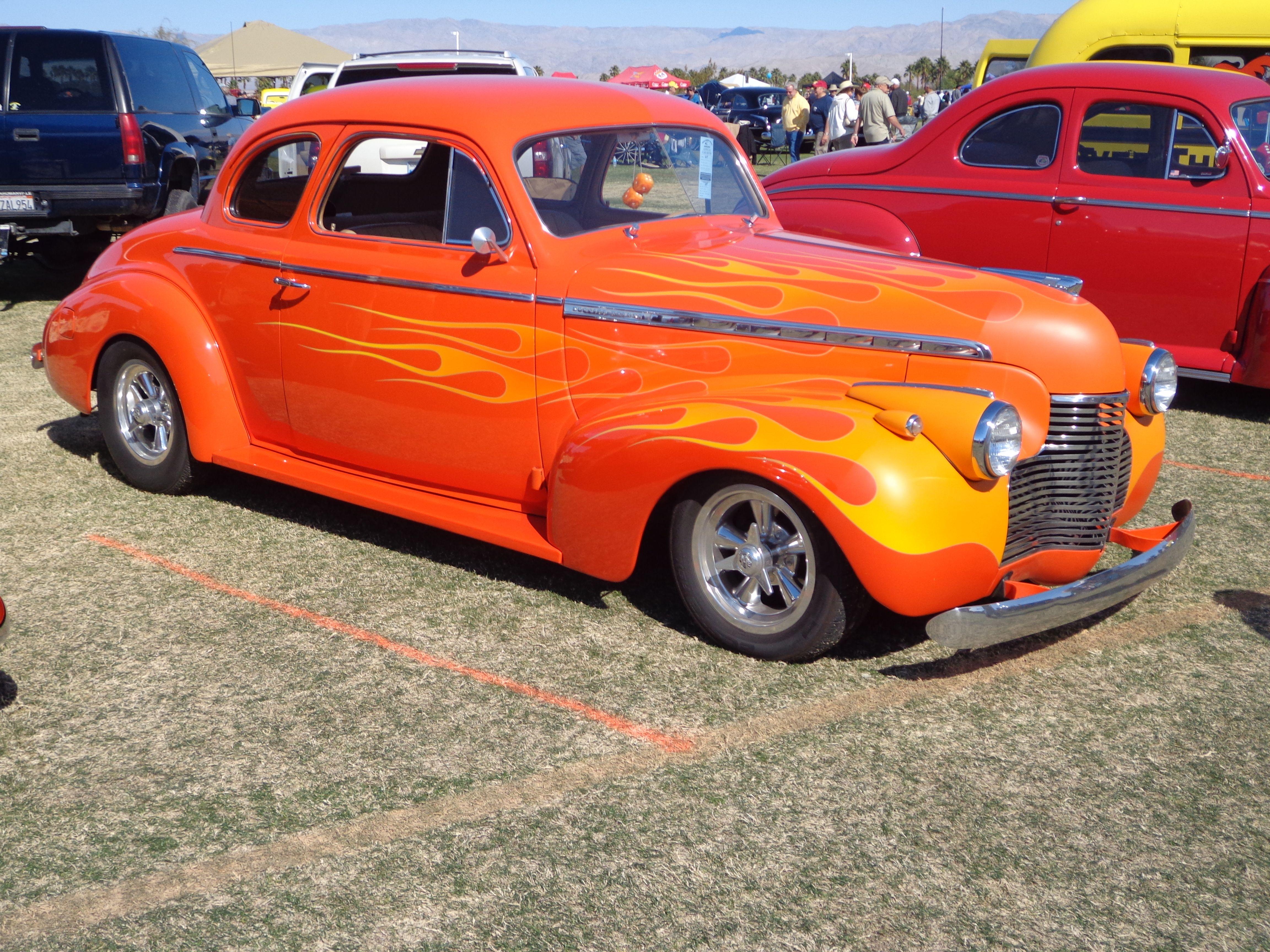 Car Show Palm Springs Sorry No Snow Progressive Books At Fahbks - Palm springs car show